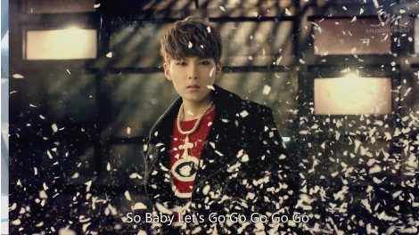 Ryeowook Break down MV 1